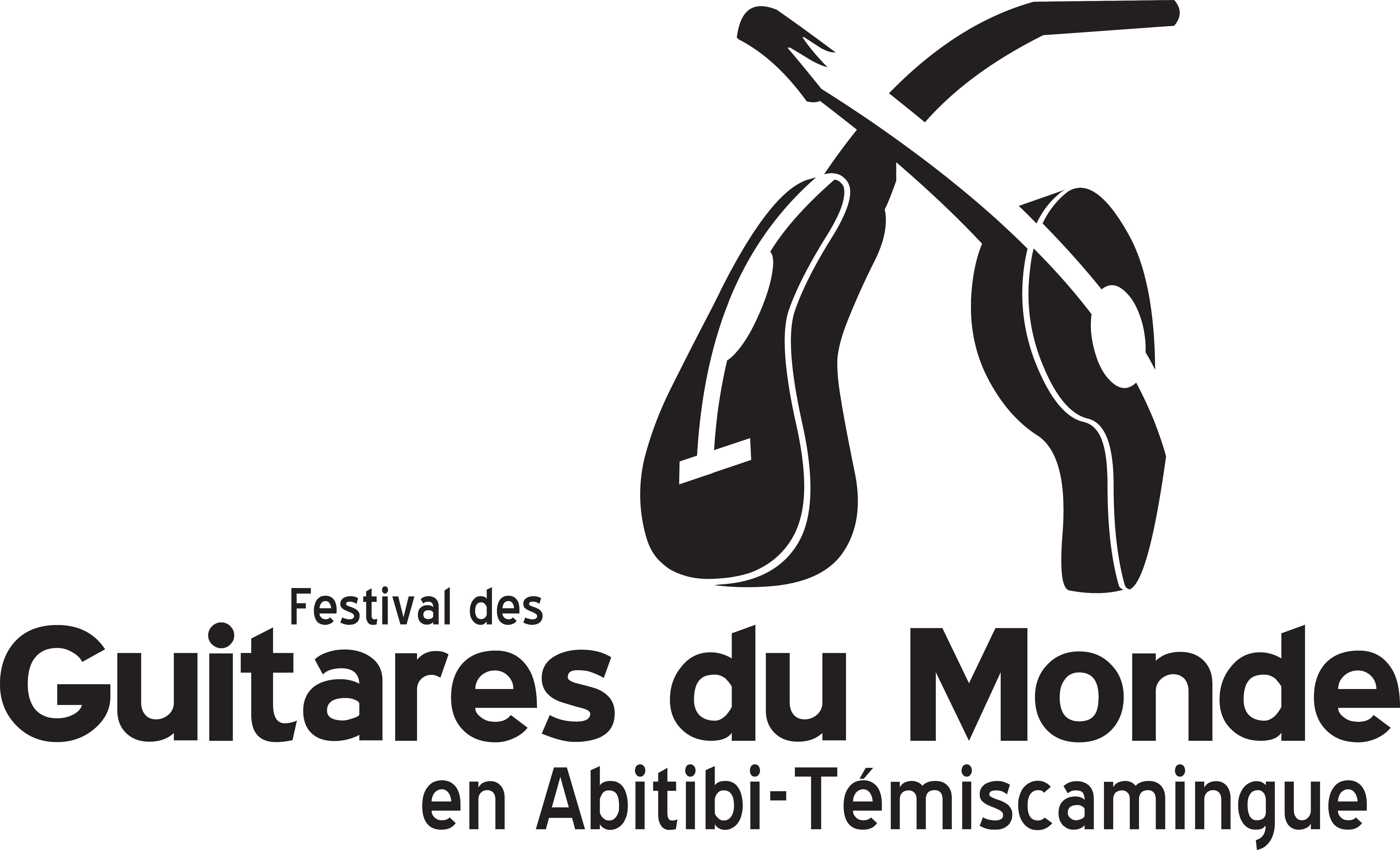 Festival des Guitares du Monde en Abitibi-Témiscamingue