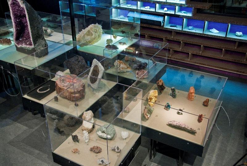 Musée minéralogique de Malartic