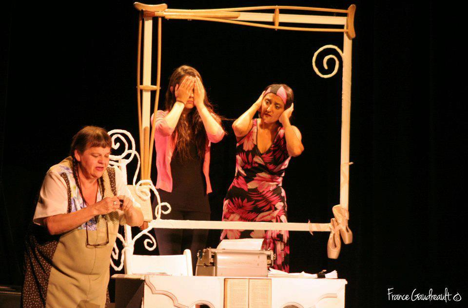 Troupe de Théâtre Les Voisins d'en haut